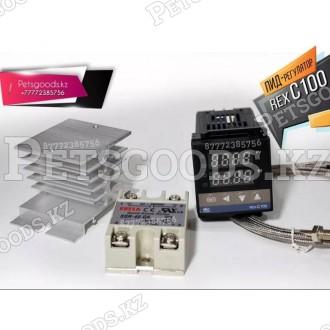 Терморегулятор PID REX C100 220В