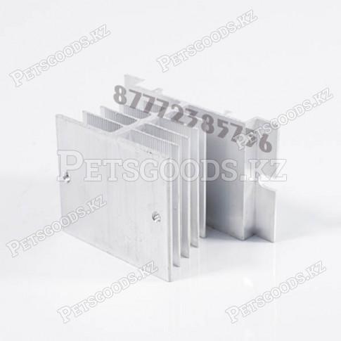Радиатор для твердотельных реле SSR 40DA, 60DA, 80DA