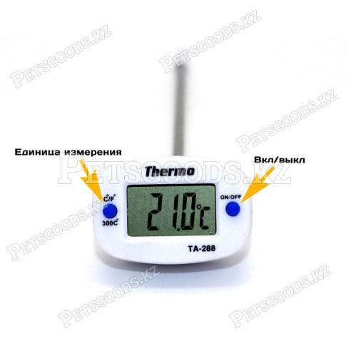 Электронный термометр-щуп