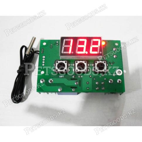 Электронный терморегулятор W1301 для инкубатора