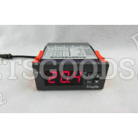 Электронный терморегулятор в коптильню