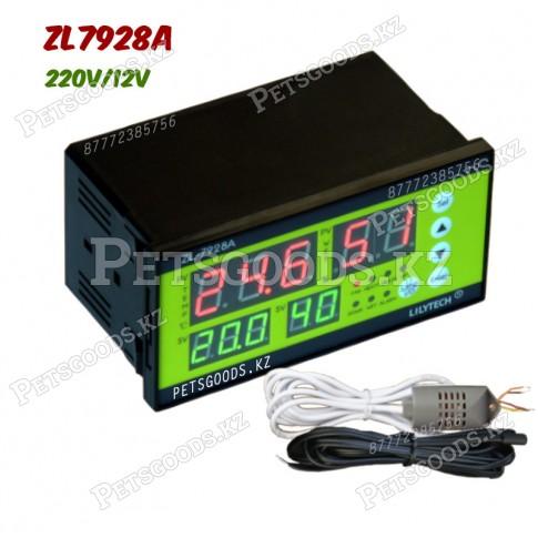Контроллер Lilytech 7928a для инкубатора