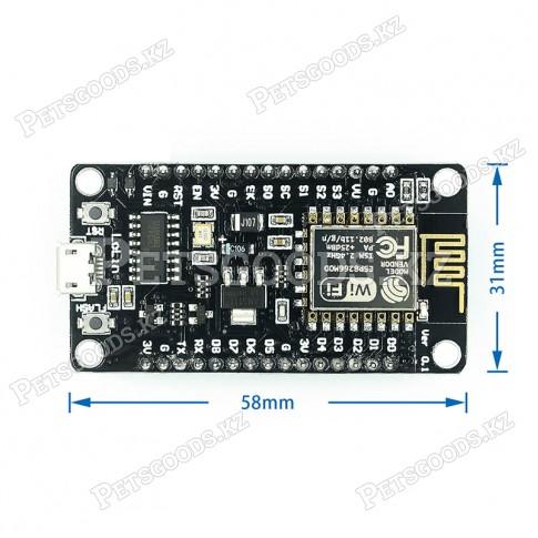WiFi Плата NodeMCU V3 ESP8266