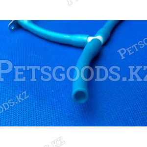 Шланг 8 мм синий силиконовый